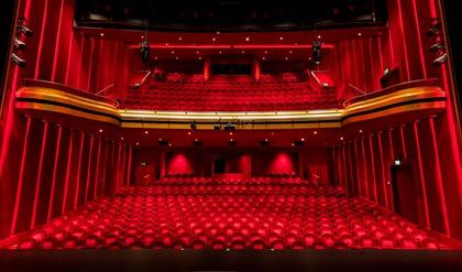 Zaal de La Mar theater