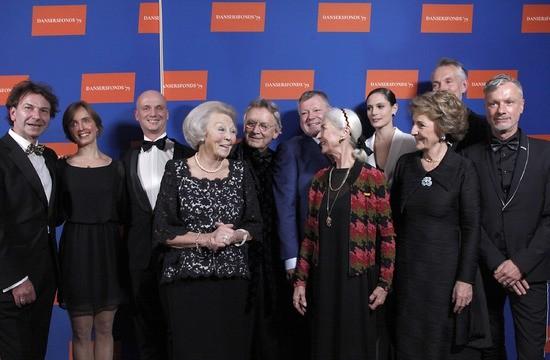 Prijzen Dansersfonds tijdens Nederlands Balletgala